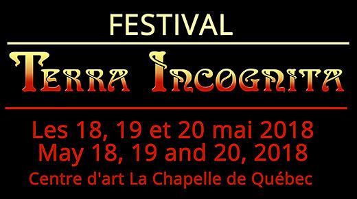 Festival Terra incognita 2018