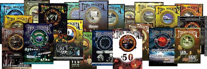 Magazine Terra Incognita