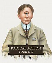 King Crimson, «The Radical Action Tour 2017»