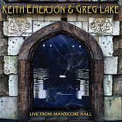 Live from Manticore Hall Album musical