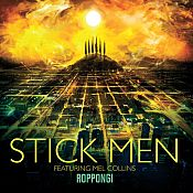 Roppongi - Stick Men et Mel Collins