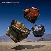 Gentle Giant - Three Piece Suite