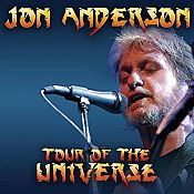 Trame sonore du DVD «Tour of The Universe»