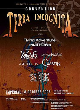 Festival Terra incognita 2005