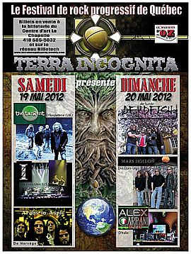 Festival Terra incognita 2012