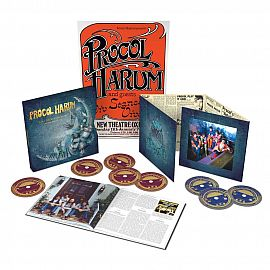 Lancement : Procol Harum - Still There'll Be More