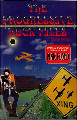 The Progressive Rock Files de Jerry Lucky
